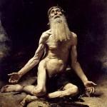 Léon Bonnat: Santo Job (1880), Museo del Louvre, París