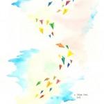 Dibujo aviones Ana 001