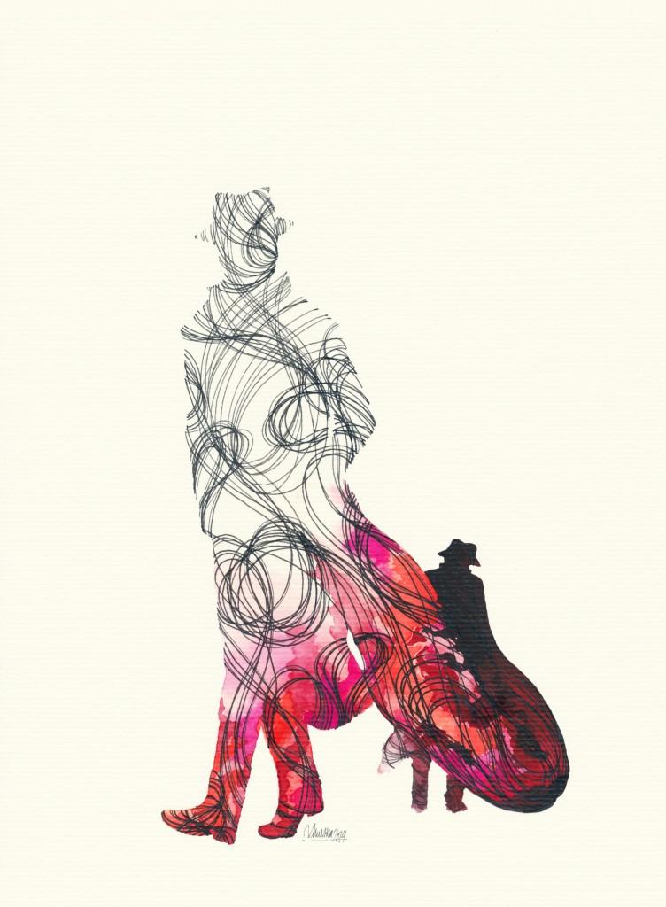 Ilustración de Ana Pérez