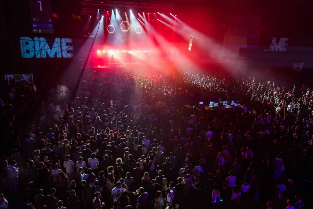 BIME 2014