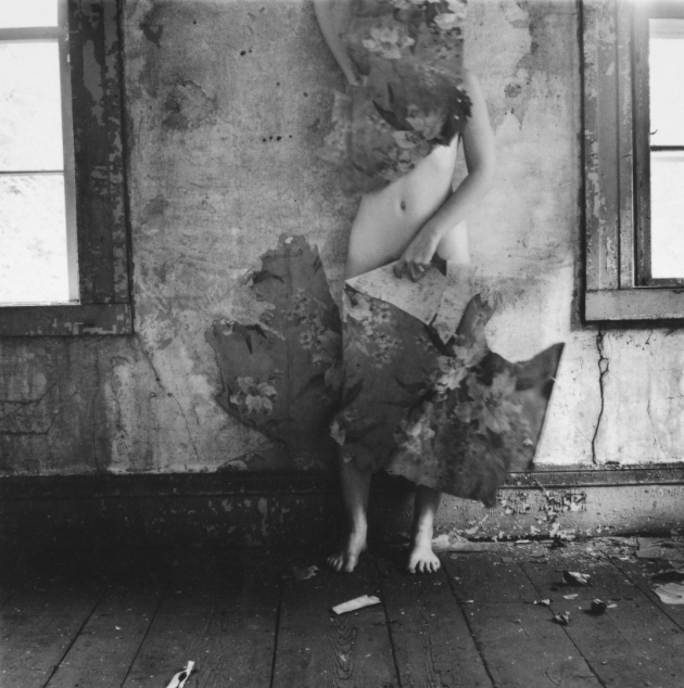 Francesca Woodman. 1976.