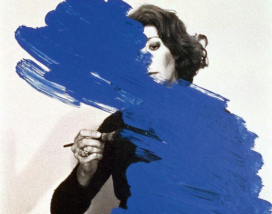 Helena Almeida. 1976. Pintura habitada